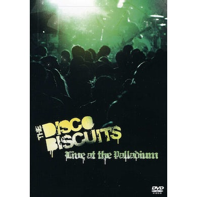 Disco Biscuits LIVE AT THE PALLADIUM DVD
