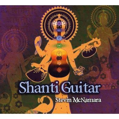 Stevin McNamara SHANTI GUITAR CD