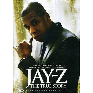 Jay Z TRUE STORY: UNAUTHORIZED DOCUMENTARY DVD