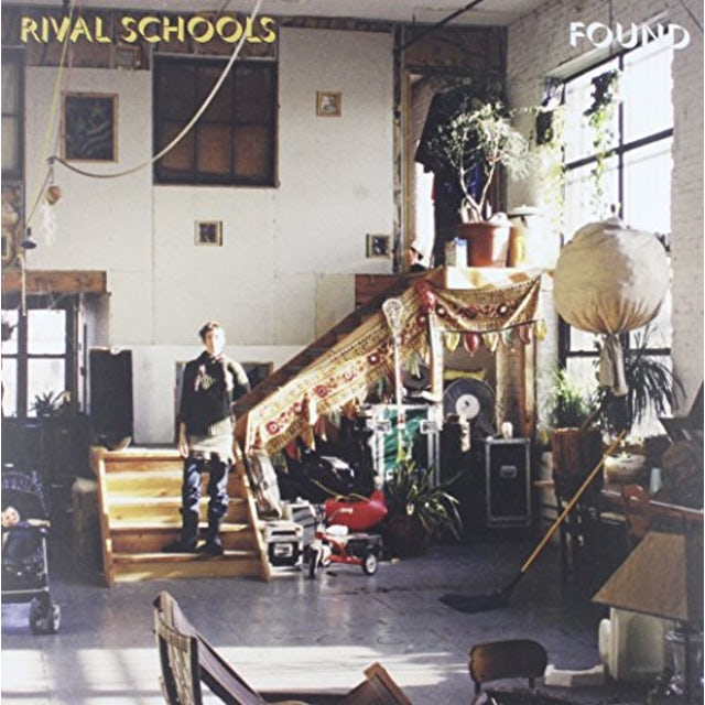 Rival Schools FOUND Vinyl Record