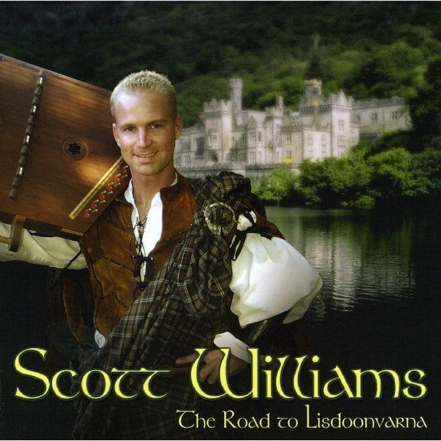 Scott Williams ROAD TO LISDOONVARNA CD