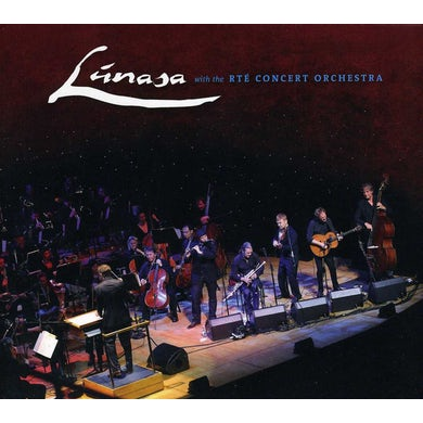Lunasa WITH THE RTE CONCERT ORCHESTRA CD