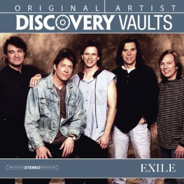 Exile DISCOVERY VAULTS CD