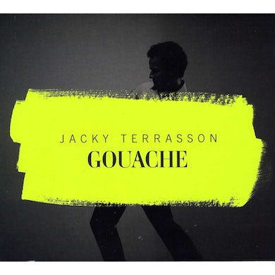 Jacky Terrasson GOUACHE CD