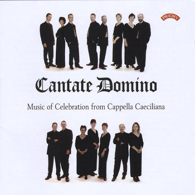 Cappella Caeciliana CANTATE DOMINO CD