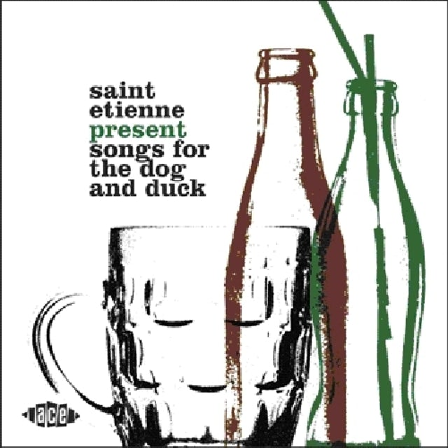 Saint Etienne PRESENTS SONGS FOR THE DOG & DUCK CD