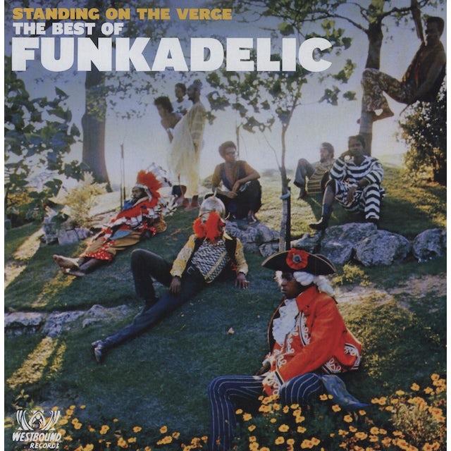 STANDING ON THE VERGE: THE BEST OF FUNKADELIC Vinyl Record