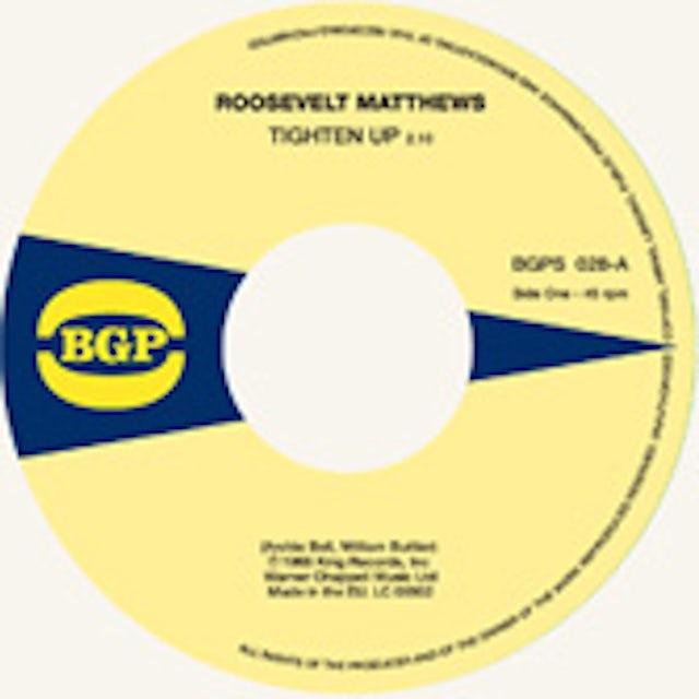 Roosevelt Matthews / Marie Queenie Lyons TIGHTEN UP / SEE & DON'T SEE Vinyl Record