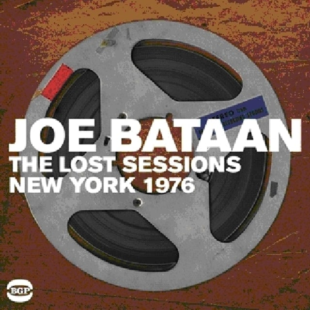 Joe Bataan LOST SESSIONS: NEW YORK 1976 CD