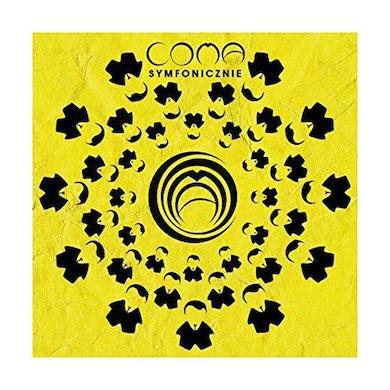 Coma SYMFONICZNIE CD