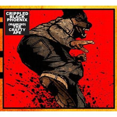 Crippled Black Phoenix MANKIND: THE CRAFTY APE Vinyl Record