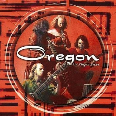 Oregon BEST OF THE VANGUARD YEARS CD