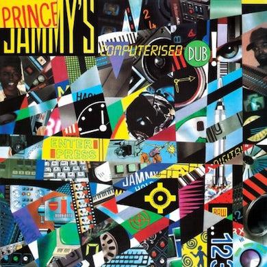 Prince Jammy COMPUTERIZED DUB Vinyl Record