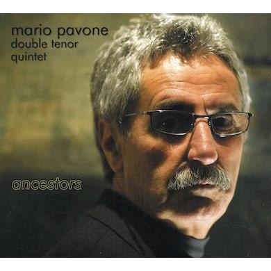 Mario Pavone ANCESTORS: DOUBLE TENOR QUINTET CD