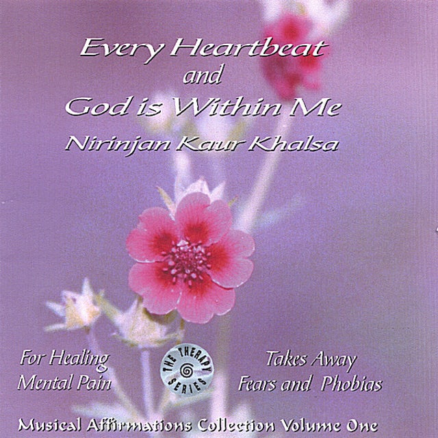 Nirinjan Kaur MUSICAL AFFIRMATIONS COLLECTION 1 CD