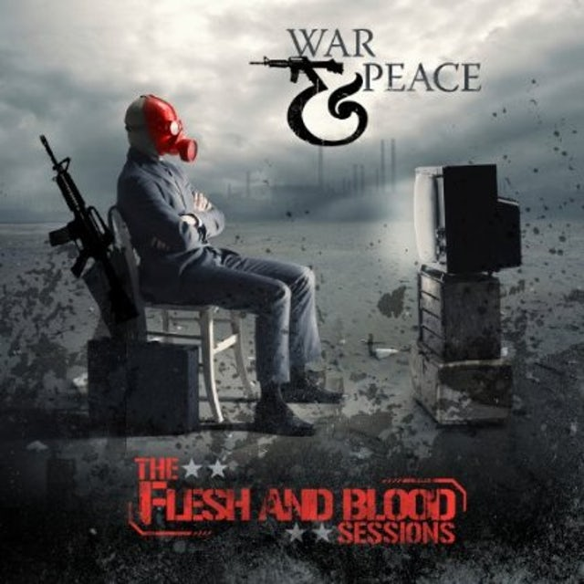 War & Peace FLESH & BLOOD SESSIONS CD