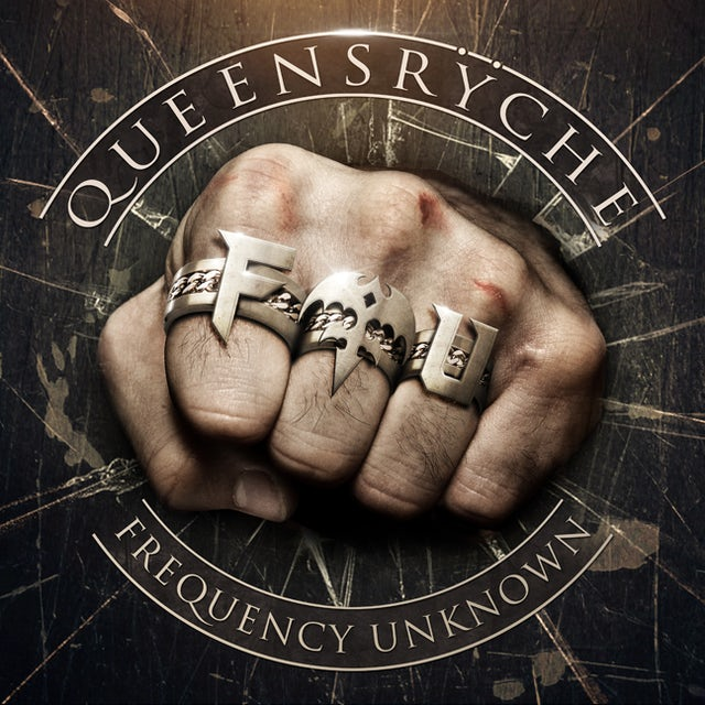 Queensrÿche FREQUENCY UNKNOWN CD