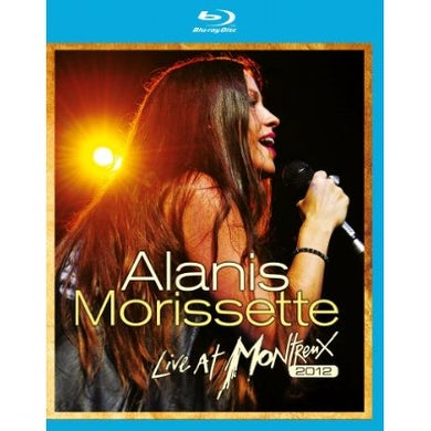Alanis Morissette LIVE AT MONTREUX 2012 Blu-ray