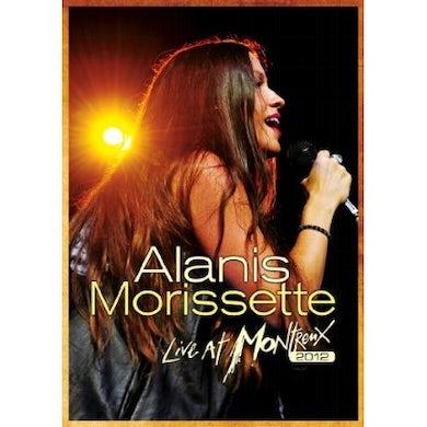 Alanis Morissette LIVE AT MONTREUX 2012 DVD