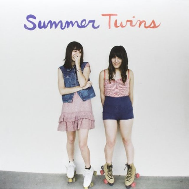Summer Twins Vinyl Record