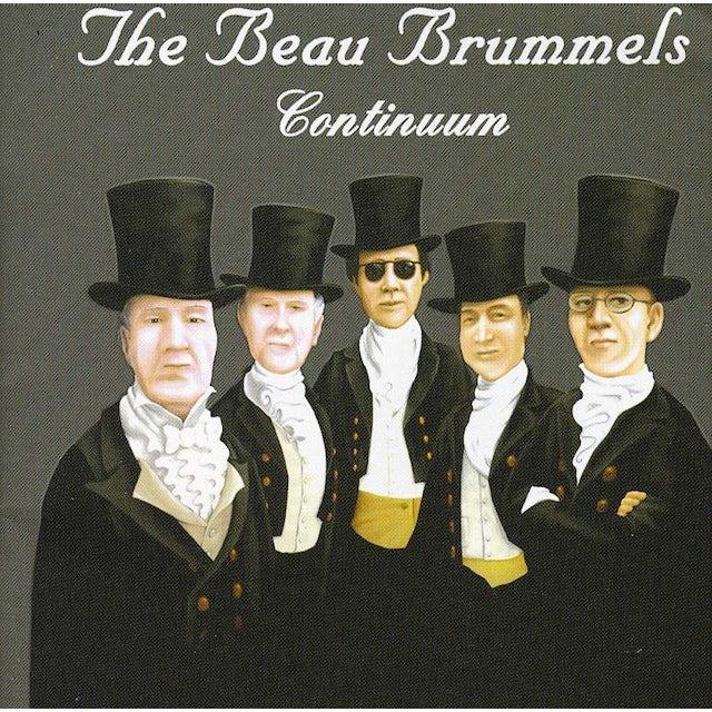 Beau Brummels CONTINUUM CD