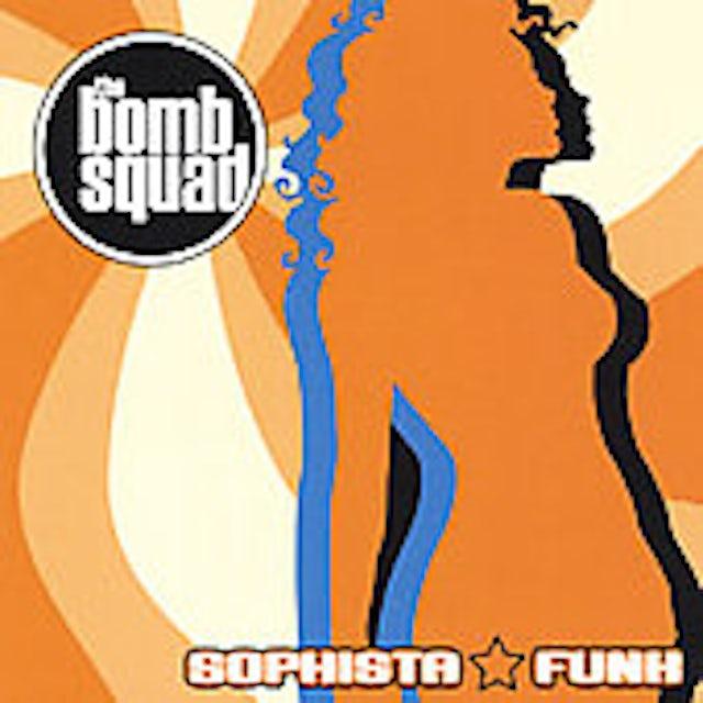 BOMB SQUAD SOPHISTAFUNK CD