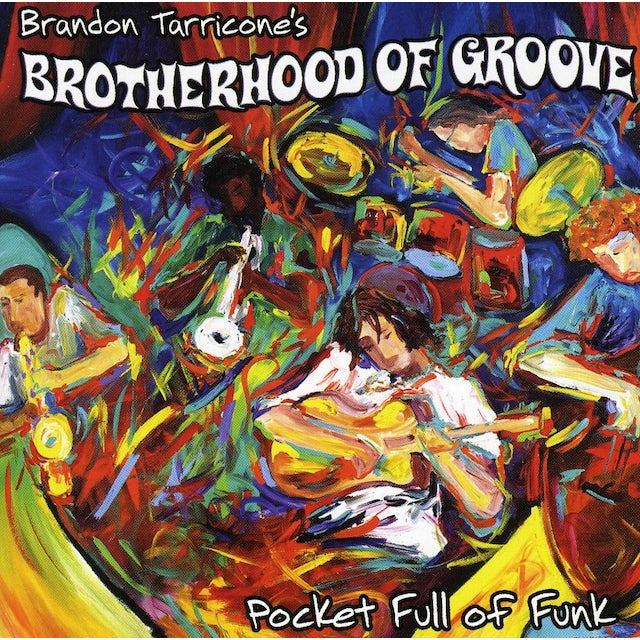 Brotherhood Of Groove POCKET FULL OF FUNK CD