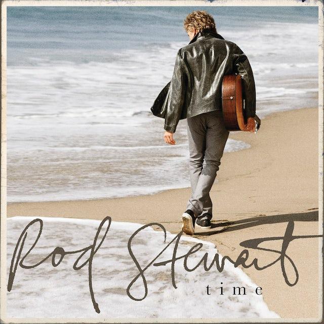 Rod Stewart TIME CD