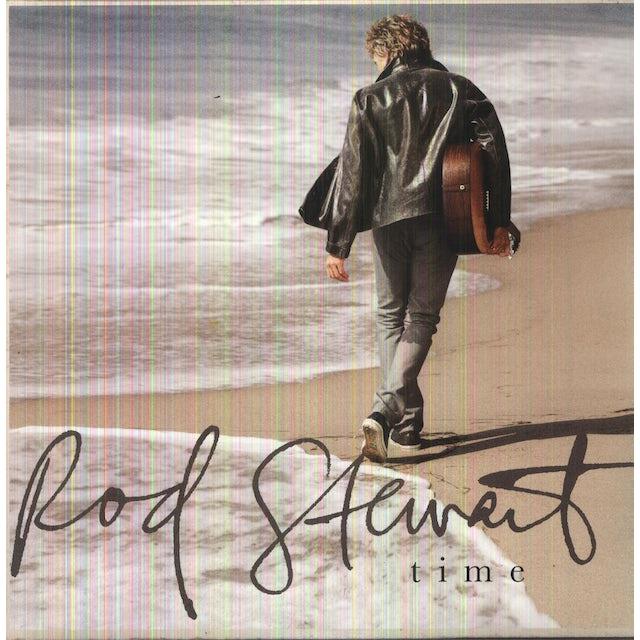 Rod Stewart TIME Vinyl Record
