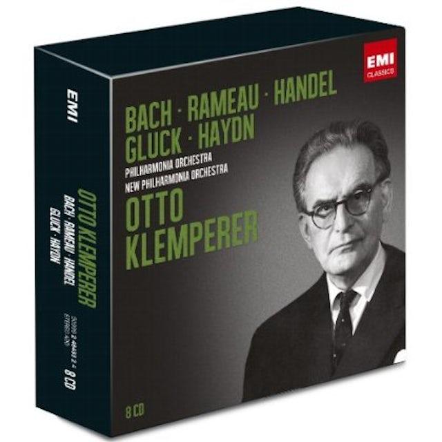 Otto Klemperer BACH RAMEAU HANDEL GLUCK & HAYDN CD