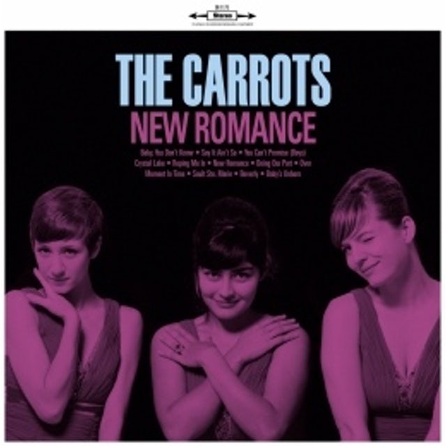 Carrots NEW ROMANCE Vinyl Record
