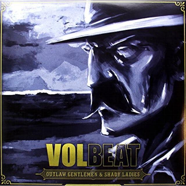 Volbeat OUTLAW GENTLEMEN & SHADY LADIES Vinyl Record