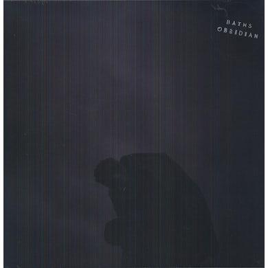 Baths OBSIDIAN Vinyl Record
