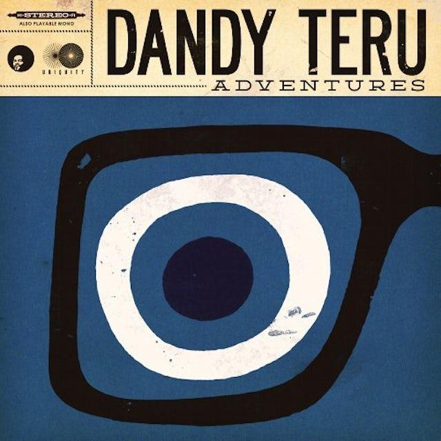 Dandy Teru ADVENTURES Vinyl Record