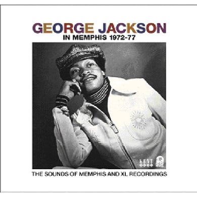 George Jackson IN MEMPHIS 1972 - 1977 CD