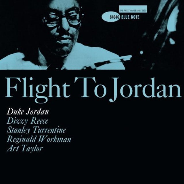 Duke Jordan FLIGHT TO JORDAN Vinyl Record