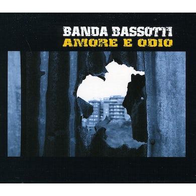 Banda Bassotti AMORE E ODIO CD