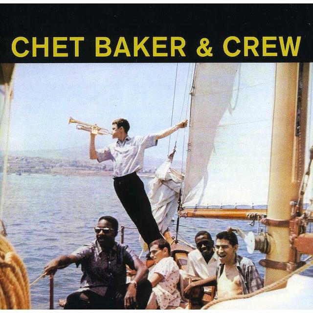 Chet Baker CREW CD