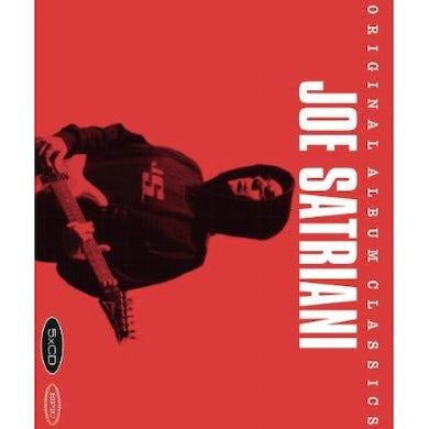Joe Satriani ORIGINAL ALBUM CLASSICS CD