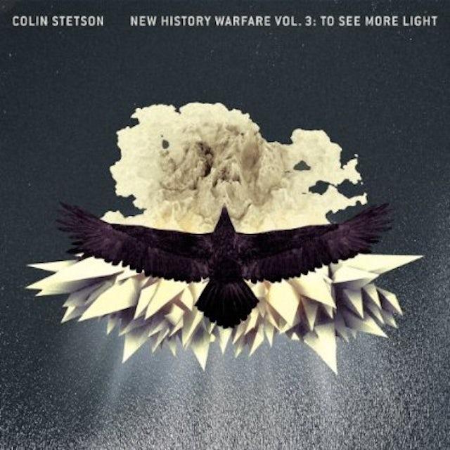 Colin Stetson NEW HISTORY WARFARE 3: TO SEE MORE LIGHT Vinyl Record