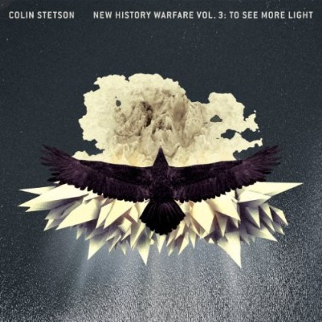 Colin Stetson NEW HISTORY WARFARE 3: TO SEE MORE LIGHT CD