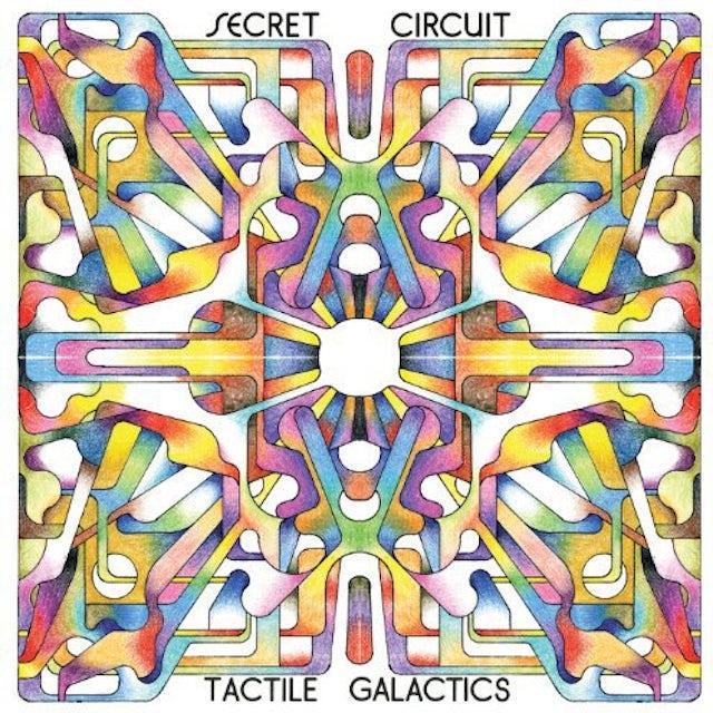 Secret Circuit TACTILE GALACTICS Vinyl Record