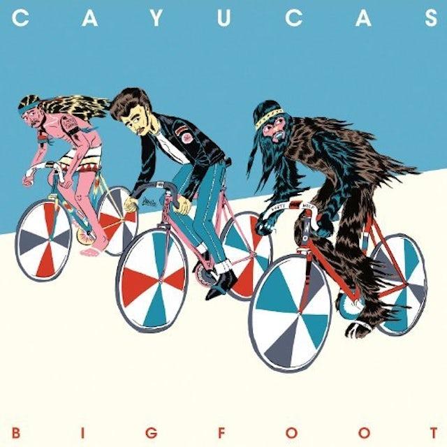 Cayucas BIGFOOT CD