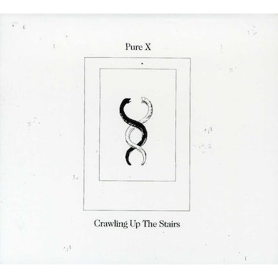 Pure X CRAWLING UP THE STAIRS CD