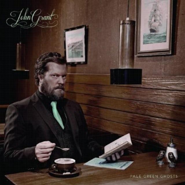 John Grant PALE GREEN GHOSTS Vinyl Record