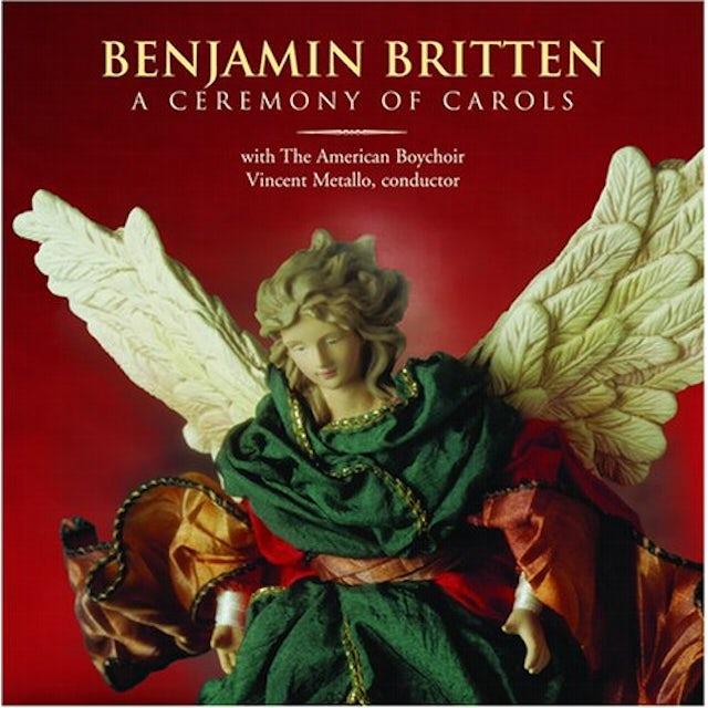 American Boychoir CEREMONY OF CAROLS CD