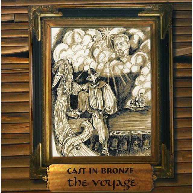 Cast in Bronze VOYAGE CD