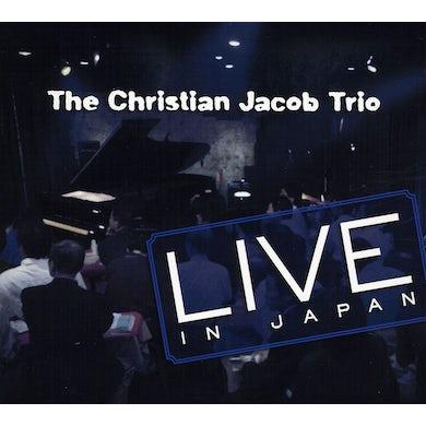 Christian Jacob LIVE IN JAPAN CD