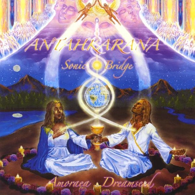 Amoraea Dreamseed ANTAHKARANA: SONIC BRIDGE CD