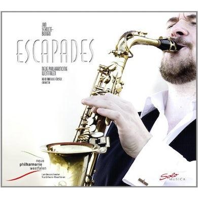 Williams / Schulte-Bunert / Forster ESCAPADES Vinyl Record